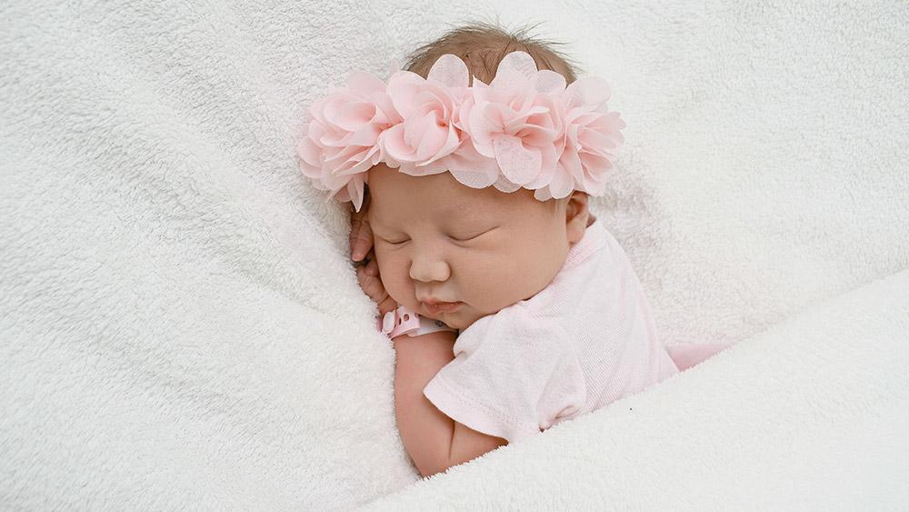 bebe reborn fille